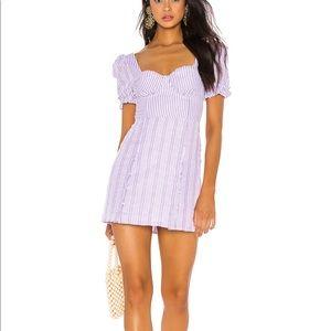 Tularosa Rosalind dress (Revolve)